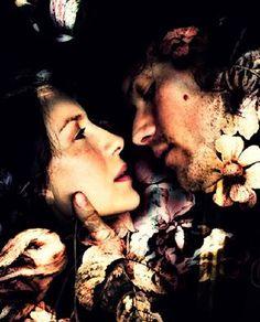"""""""Quando realmente chegar o dia em que tenhamos que nos separar... Se minhas palavras não forem: """"Eu a amo"""", você vai saber que foi porque eu não tive tempo."""" - A Cruz de Fogo"""