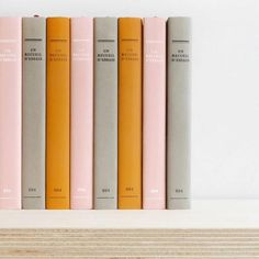 tangerine blush grey vanilla birch