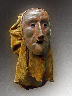 Executioner Mask - Medievel Torture Museum, Rothenburg, Germany.