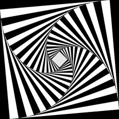 Illustration about Op art, also known as optical art, is a style of visual art that makes use of optical illusions. Illustration of novelty, black, escher - 28323910 Illusion Kunst, Illusion Drawings, Tessellation Patterns, Doodle Patterns, Henna Patterns, Doodle Borders, Easy Patterns, Doodle Designs, Knitting Patterns