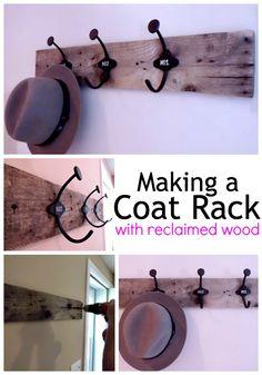 Entryway Coat Hooks - CHATFIELD COURT