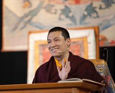 Karmapas Europa Tour 2017 As most of you already know, Thaye Dorje, His Holiness the 17th Gyalwa Karmapa will be visiting a few places in Europe this summer.  26.-29. Juli in Fellingsbro, Schweden, Karma Dechen Ösel Ling – http://tibetanbuddhism.se/english/ 07.-08. Aug. in Gulina, Spanien, Mikyo Dorje Center – www.mikyodorje.com/en/index.asp 10.-15. Aug. in Grenoble, France, Karma Migyur Ling - www.montchardon.org/visite-de-Thaye-Dorje-17eme-Karmapa-a-Grenoble/ 18.-21. Aug. in Malaga, Spain…