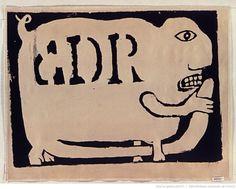 [Mai 1968]. C. D. R., Atelier populaire : [affiche] / [non identifié]