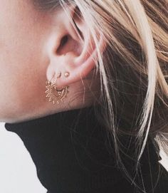 040194a5e4ae52 71 Best minimal jEWELRY images in 2018 | Cute jewelry, Ear rings ...