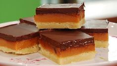 Classic millionaires shortbread that I've never had!