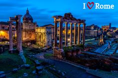 What is your favorite thing about Rome?