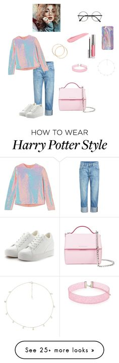 """"" by crazymagicunicorn on Polyvore featuring Brunello Cucinelli, Ashish, Forever 21, Samsung, Givenchy, The M Jewelers NY and By Terry Harry Potter Food, Harry Potter Style, Harry Potter Quotes, Harry Potter Characters, Harry Potter Filming Locations, Brunello Cucinelli, Givenchy, Forever 21, Cute Outfits"