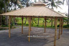 Wedding Gazebo Bamboo From Bali