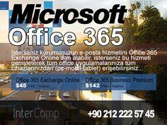 Office 365'den size özel fırsatlar... http://microsoft.intercomp.com.tr