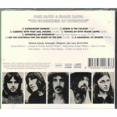 Pink Floyd Crackers Bootleg 1972 Hollywood Bowl