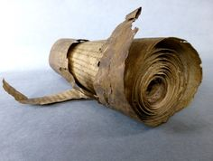 The Armburgh Roll or Mancetter Manuscript English, mid-fifteenth century, written on parchment. This six-metre manuscript roll is made from six separate membranes fastened together, and contains transcripts of approximately 100 letters and memoranda written to and by the Armburgh family of Mancetter, Warwickshire from c. 1430 to c. 1450.