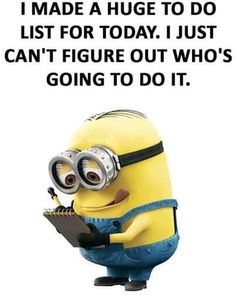 39 of the Best Minion Memes You know there will be at least 3 people who do so! You gave a valiant e Minion Humour, Funny Minion Memes, Minions Quotes, Minions 4, Menopause, Cute Quotes, Funny Quotes, Qoutes, Learn To Dance