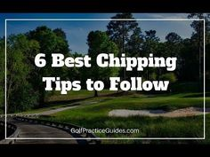 6 Chipping Tips to Improve Your Short Game Around the Green Golf Training, Training Plan, Short Game Golf, Miss Green, Golf Chipping Tips, Golf Practice, Golf Instruction, Golf Lessons, Golf Fashion