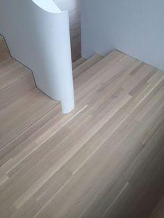 whitewash red oak floors - Google Search