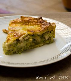 Hope you all had a great time sending out the noughties and bringing in the new decade. I spent the day roasting on the be. Leek Recipes, My Recipes, Cooking Recipes, Chicken And Leek Pie, Should Have Known Better, Iron Chef, Poultry, Turkey, Nice