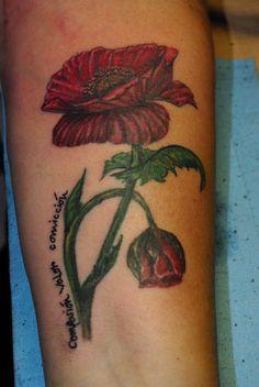 Hecho en Cali Tlahpali Tattoo Co Playa del Carmen 2014