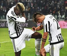 Paul and Pablo, Pogba y Dybala #DAB