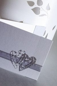Creative Company | Cards Galore: Elegant silver heart Creative Company, Heart Ring, Craft Projects, Hearts, Elegant, Silver, Gifts, Jewelry, Classy