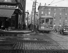 Tramway 1947 - Ville de Québec