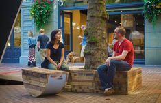 "Gallery of Get Playful on the Streets of Seattle with ""Pop-Up! Street Furniture"" from LMN Architects - 5"
