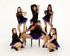 Hip Hop Dance Costume Top Adult Medium Skirt Small Adult | eBay