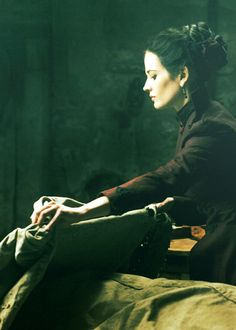 Eva Green as Elora Triquetra, Eva Green Penny Dreadful, Penny Dreadfull, Vanessa Ives, Actress Eva Green, Gothic Horror, City Of Angels, Arizona Robbins, Dieselpunk