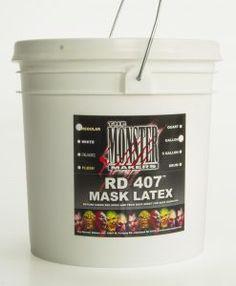 Neill's Materials Monster Makers RD407 Latex-01