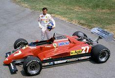 1982 Ferrari 126 C2 (Patrick Tambay)