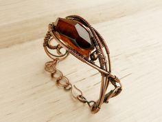 Mens Bracelet - Wire Bracelet - Mens Jewelry - Wire jewelry