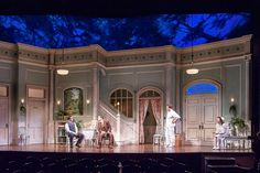 """The Sets of """"Harvey"""" on Broadway Photos 