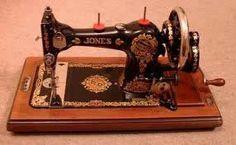 Histoire de la machine à coudre - Matri Machines a coudre