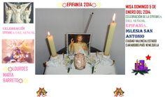 HOY DOMINGO 5 DE DICIEMBRE DEL 2014. ES EL DIA DE LA EPIFANIA DEL SEÑOR. PARTE 2  +♠LOURDES MARIA BARRETO+♠