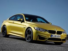 2014 BMW M4 Coupe - Front Angle