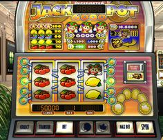 Jackpot 6000 Slots Machine Online Review