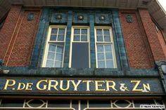Amsterdam, Old Skool, Art Nouveau, Warm, Delft, Architecture, Antiques, Holland, Nostalgia