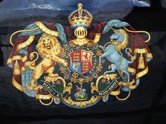 Royal Arms of Great Britain