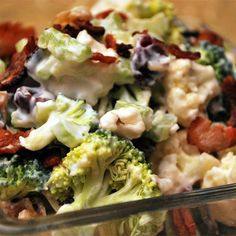 """Raw Vegetable Salad I """"This salad has great colors and texture. My extended family loved it, and several asked for the recipe. """""""