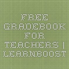 Free Teaching Apps Gradebook Lesson Planner Attendance Reports