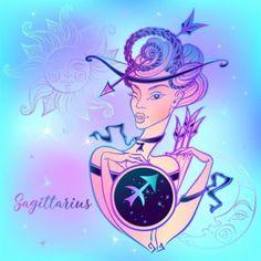 Zodiac sign Sagittarius a beautiful girl. Zodiac Signs Sagittarius, Zodiac Art, Art Zodiaque, Graph Paper Notebook, Math Books, Sticker Design, Clipart, Art Images, Vector Art