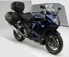 motos turismo Susuki GSX 1250 F