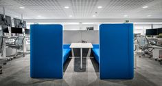 Meeting space into KING's offices in Barcelona