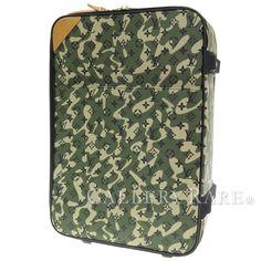 ルイヴィトン キャリーバッグ モノグラモフラージュ ペガス60 M23333 LOUIS VUITTON 旅行 トランク スーツケース トラベル 限定 村上隆コラボ