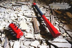 6 Awesome Zombie Bats: http://willowhavenoutdoor.com/featured-wilderness-survival-blog-entries/baseball-bat-weapon-modifications-6-zombie-destroying-baseball-bats/