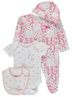Disney Bambi 4 Piece Starter Set, read reviews and buy online at George at ASDA. Shop from our latest range in Baby. Find all you need to keep baby comfortab...