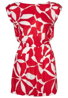Levi's Robe d'été rouge