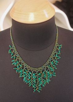 Saraguro Hand Beaded Necklace