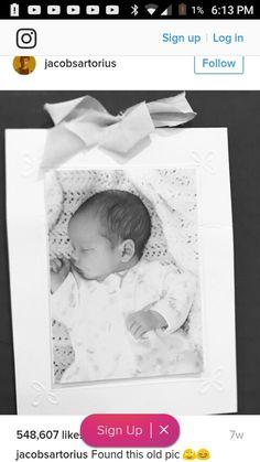 Jacob Sartorius when he was a baby soooooooooooo cute