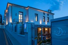 Micra Anglia a Historic Luxury Boutique Hotel and Suites in Andros island Travel Around The World, Around The Worlds, Greece, Island, Mansions, Architecture, House Styles, Luxury, Summer