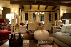 of Bella and Edwards Cottage Modern and cozy cottage. I don't like Twilight but the interior of Bella and Edward's house in breaking dawn is fabulous. Thank you, incessant commercials!Richard Edwards Richard Edwards may refer to: Cottage Chic, Cottage Living, Cottage Homes, Home Living Room, Cottage Style, Living Area, Cozy Living, Bella Und Edward, Cottage Breaks