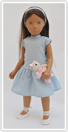 Sportswear and Hobbies Doll Outfits, Dress Outfits, Dance Dresses, Flower Girl Dresses, Dolly Mixture, Sasha Doll, Friends Forever, American Girl, Doll Clothes